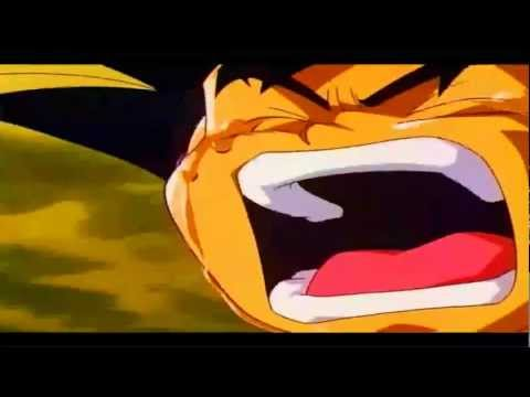 Goku Gets Angry For Android 8 Dying (1080p HD)