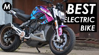 Why The Zero SR/F Is 2019's Best Electric Motorcycle
