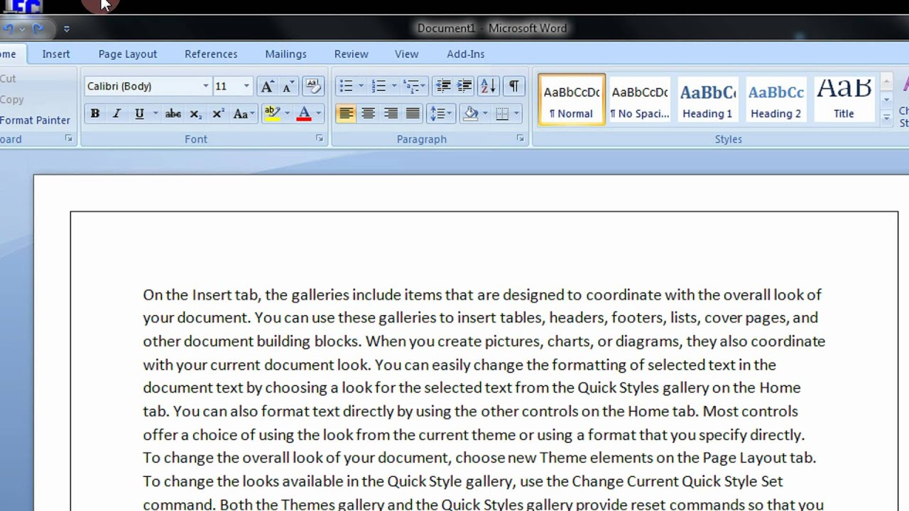 How To Remove A Page Border From Your Document In Microsoft Word A
