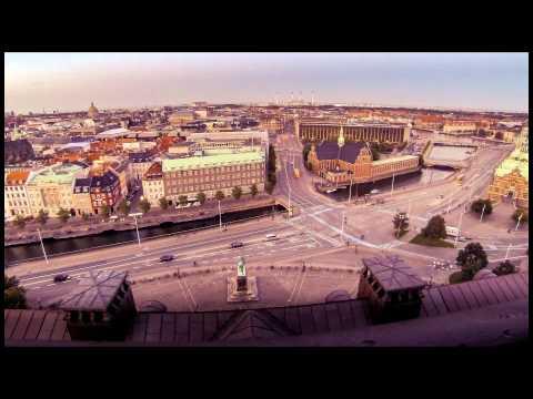 Copenhagen - View from Christiansborg (time lapse)