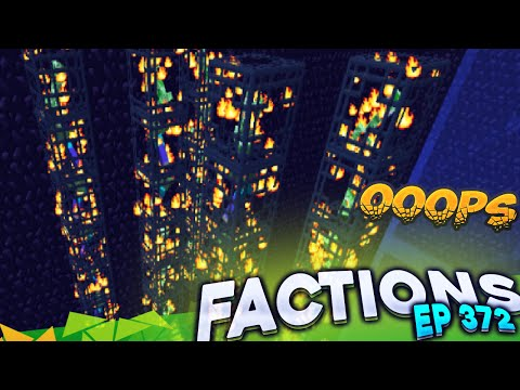 Minecraft Factions #372 - RAIDING ALLIES! :O (Minecraft Raiding)