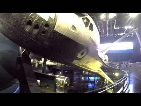 Florida Holiday Part 14, NASA Kennedy Space Center part one