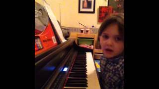 Girls and Boys Come Out to Play piano