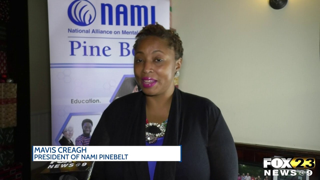 NAMI of Pine Belt helping people cope with mental illness