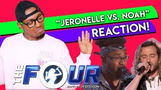 JeRonelle McGhee vs. Noah Barlass | S2E6 | THE FOUR