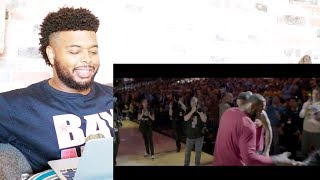 LeBron James & Kevin Durant - IT AIN'T EASY (Official Music Video) | Reaction