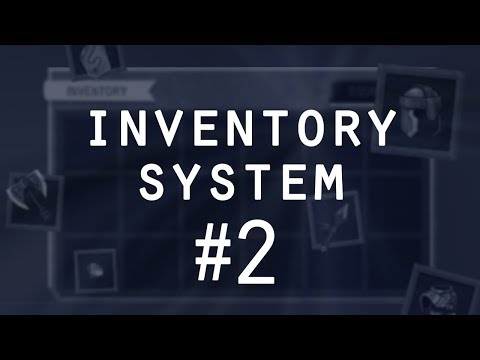 Equipping Items - Items & Inventory in Unity (pt.2)