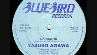 Yasuko Agawa - L.A. Nights - 1988.