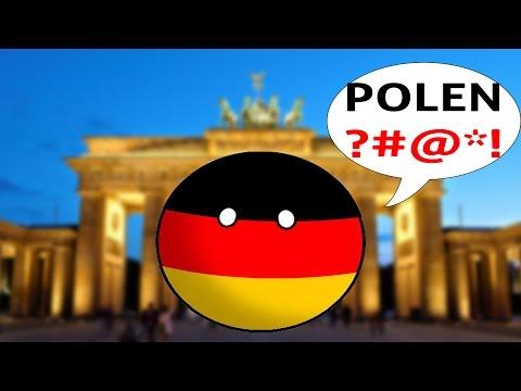NIEMCY O POLAKACH (agis mowi po niemiecku)