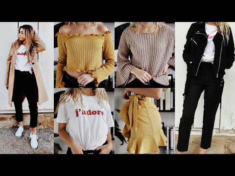 Winter Holiday Clothing Haul 2017!