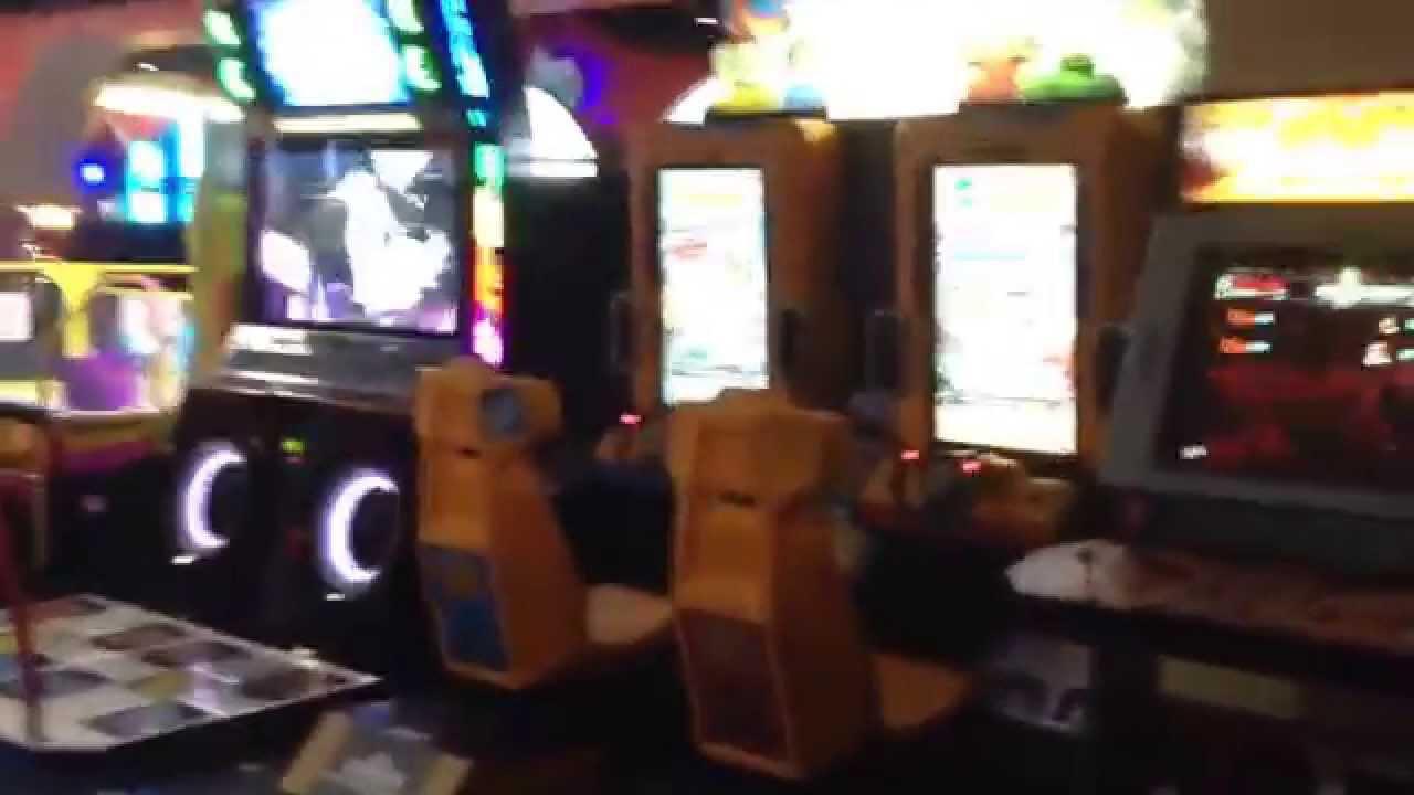 boomers irvine arcade tour 2015 youtube