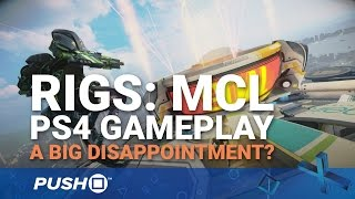 RIGS: Mechanized Combat League PS4 Gameplay: A Big Disappointment? | PlayStation 4 | PlayStation VR
