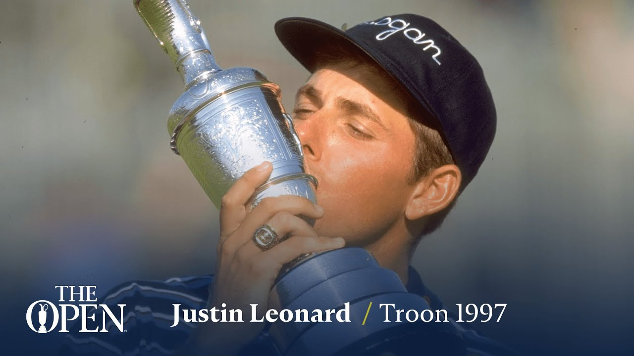 Justin Leonard wins at Royal Troon | The Open Official Film 1997