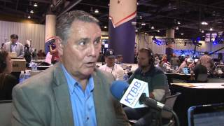 Former Cowboys QB Danny White wraps it up for us on Radio Row.