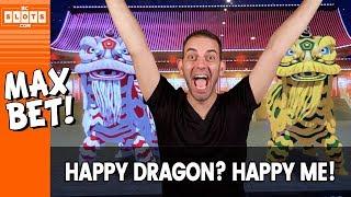 🐲 Happy Dragon = 😀 ME! 💰 $1300 @ San Manuel Casino ✪ BCSlots (S. 4 • Ep. 3)