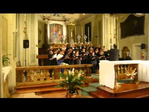 Lucio Campiani Magnificat a 3 voci Schola Cantorum P. Pomponazzo