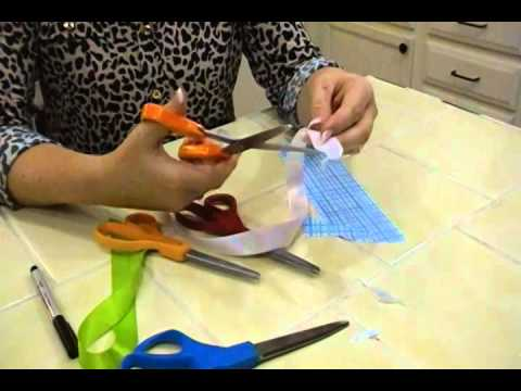 Easy Way to Tell Fabric from Paper Scissors Joni Hilton