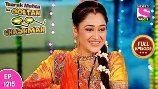 taarak-mehta-ka-ooltah-chashmah-full-episode-1215-01st-september-2018
