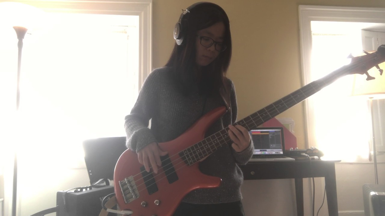 Download The Great I AM bass cover