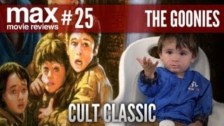 The Goonies (Movie Review) - Max Movie Reviews #25 ft Hipster Baby (Cult Classic)