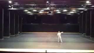"Jean de Brien ""Raymonda"" III act Rehearsal Tsvirko Igor"