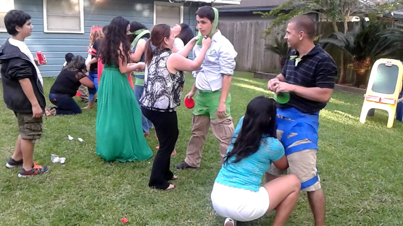 Baby shower game!