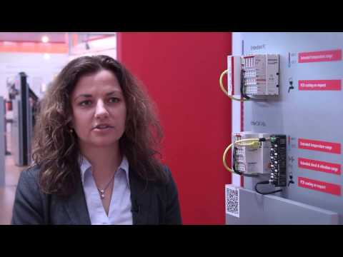 EN | Hannover Messe 2015, Day 2: Beckhoff Trade Show TV