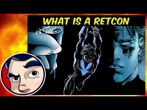 What Is a Retcon? Street Fighter Comics Skateboards? - Benny Explains