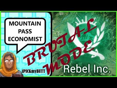 Rebel Inc Ios [Mountain Pass] Brutal Mode - Economist