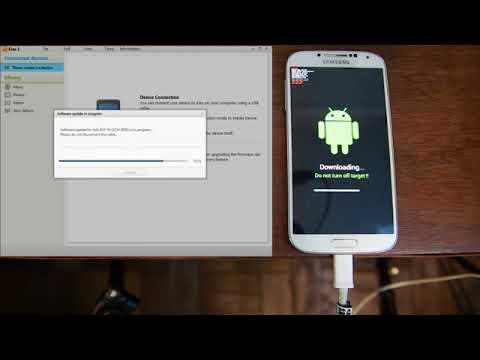 Download Unbrick or Restore your Samsung Firmware with Kies, Universal Method