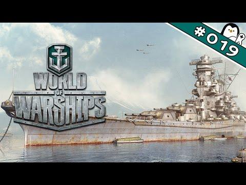 World of Warships #019 - Hier kommt Dresden Dauerfeuer [Deutsch|German] Let's Play