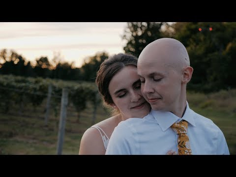Funny, Touching Personal Vows | Nicole and Kyle