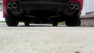 2009 Pontiac G8 GT Borla Exhaust
