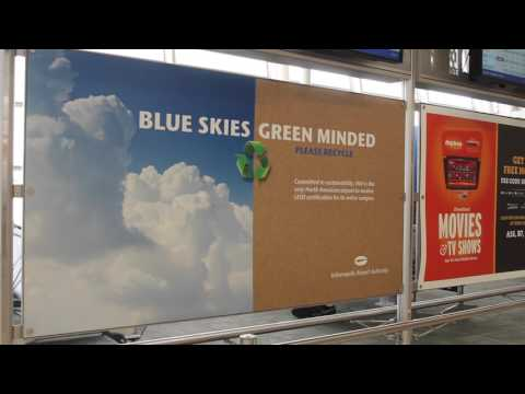 Indianapolis International Airport Video