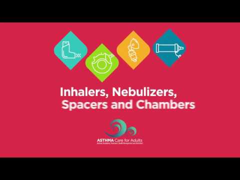 Inhalers, Nebulizers, Spacers and Chambers