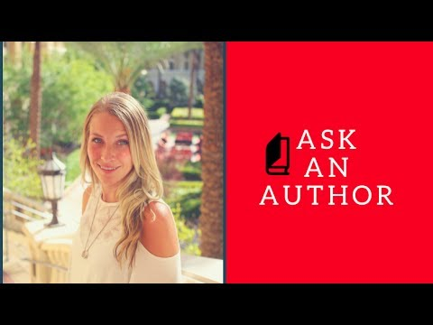 Ask An Author!