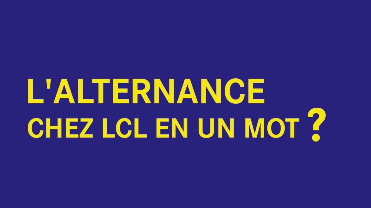 Alternance Etudiants Lcl Banque Youtube