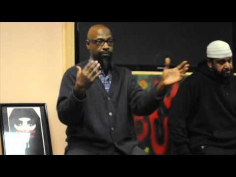 True Story of Br.Abdulatif Taylor, how he reverted Islam from Christianity