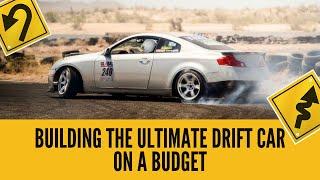 Building a Great Drift Car on a Budget | Supper Club