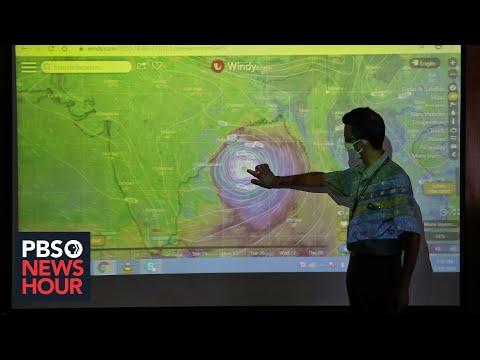 news-wrap:-india,-bangladesh-brace-for-powerful-tropical-cyclone