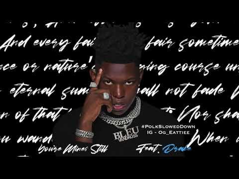 Yung Bleu Ft Drake – You're Mines Still #SLOWED