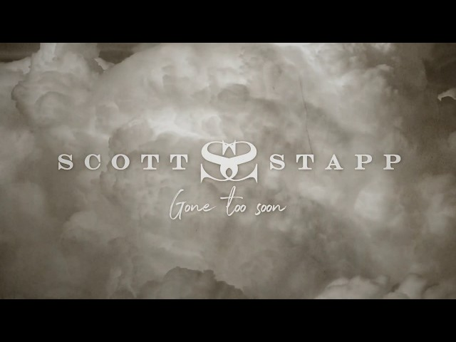 SCOTT STAPP - Gone Too Soon (Visualizer Video)