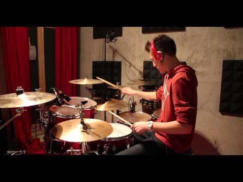 Benji - Dream Theater - Enigma Machine (Drum Cover)