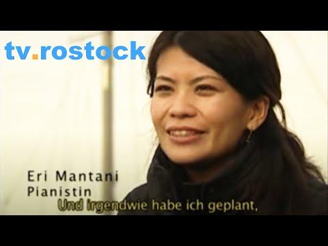 """""""Portrait Eri Mantani""""  (Liszt: Hungarian Rhapsody No.2) """"ポートレート萬谷衣里"""""""