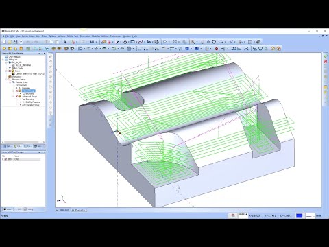 How to Choose The Right Toolpath - BobCAD-CAM Webinar Series