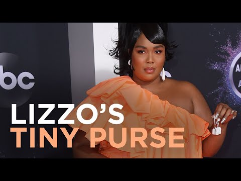 Katie Sommers - Lizzo Reveals The Contents Of Her Teeny Tiny Purse