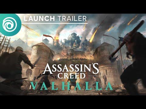 Assassin's Creed Valhalla: El Asedio de París (segunda expansión) - Tráiler de lanzamiento