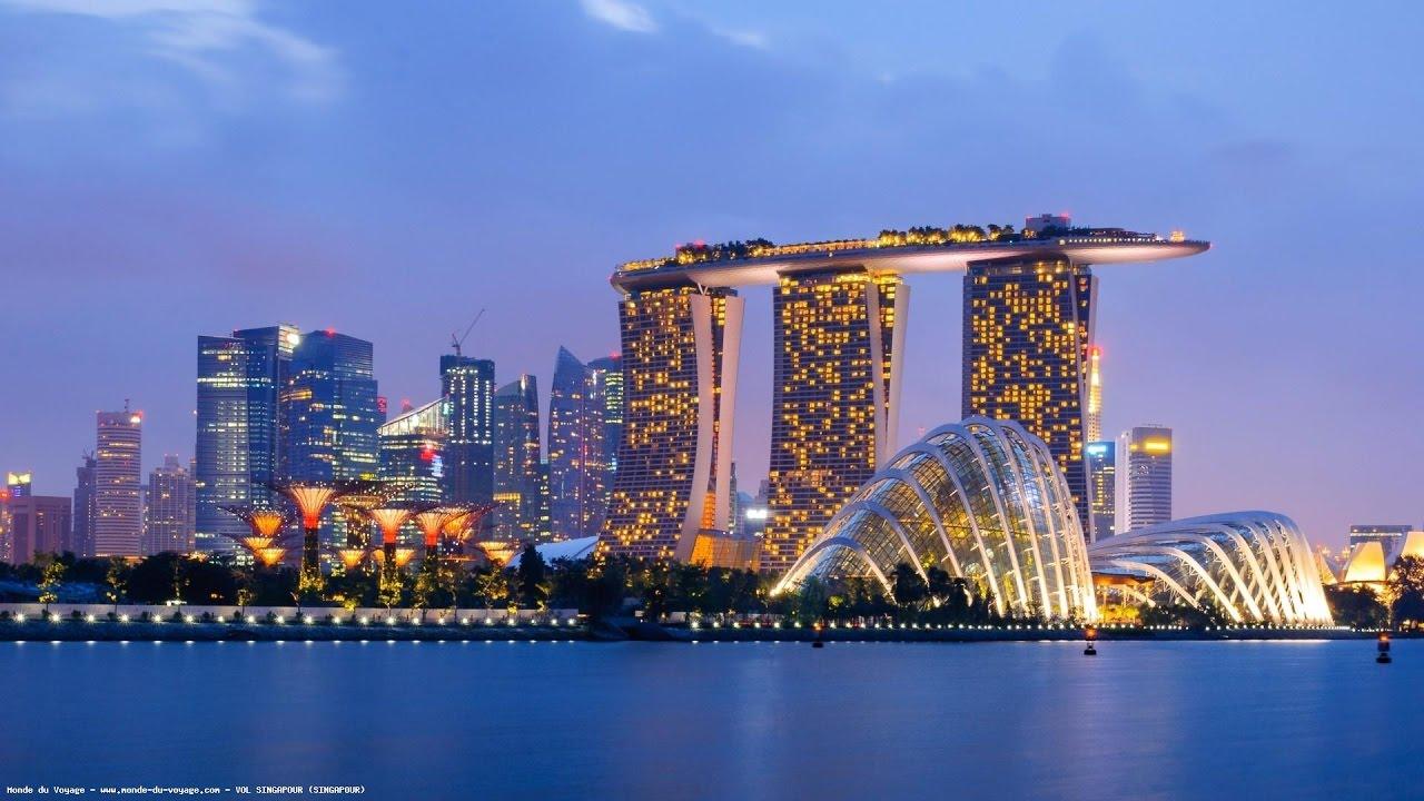 Singapour ville la plus agr able au monde documentaire for Piscine mantes la ville