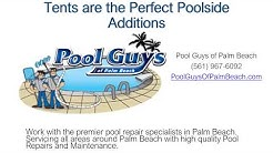 Perfect Poolside Additions | Pool Guys of Palm Beach | Lake Worth, FL