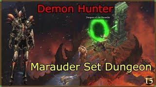 Diablo 3 Demon Hunter: Marauder Set Dungeon Guide